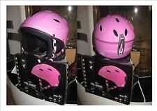 Kinder Ski - und Snowboard Helm in rosa Gr. S = 55-56  cm    NEU TOP