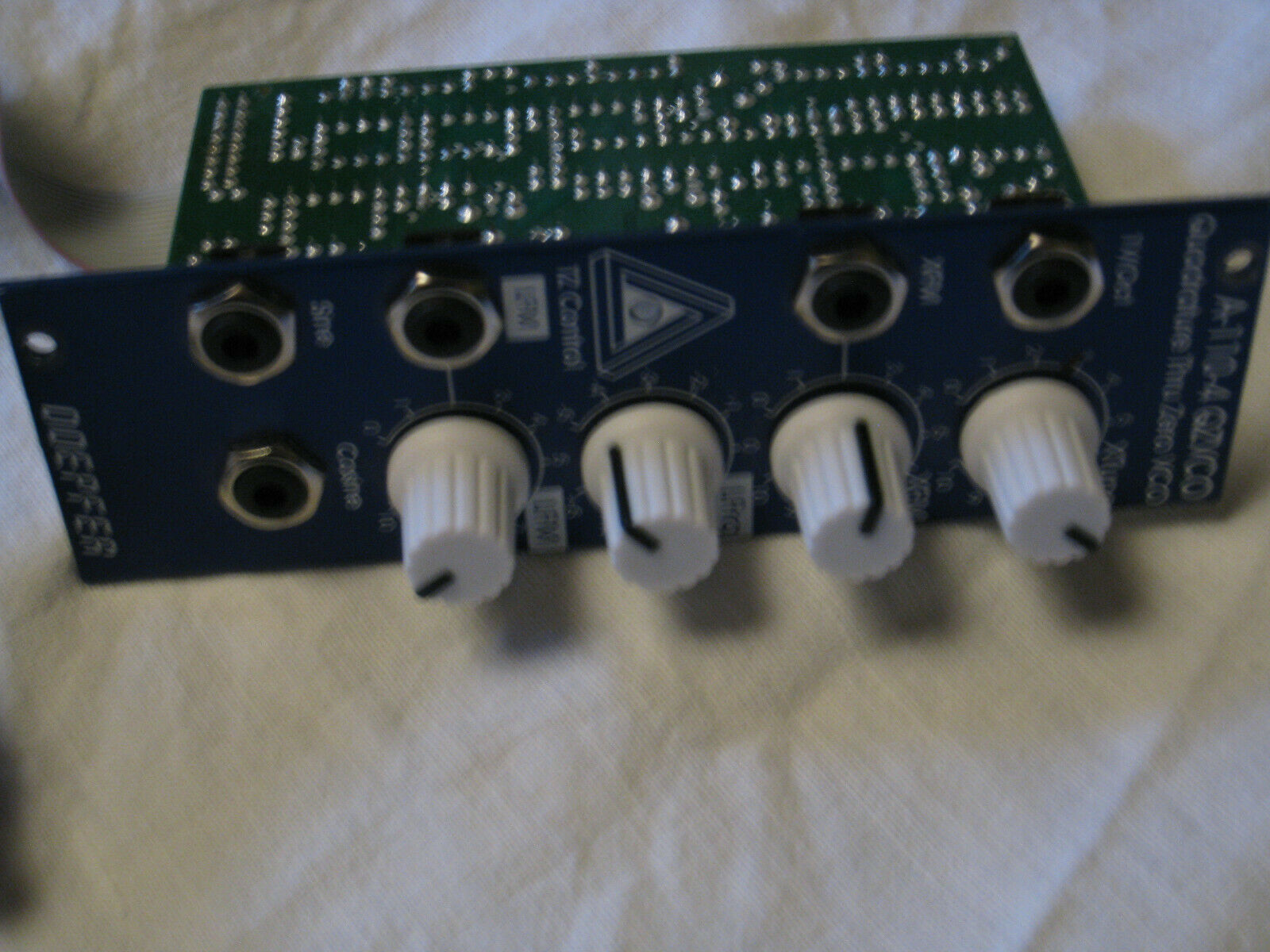 Doepfer A-110-4 QZVCO Thru zero
