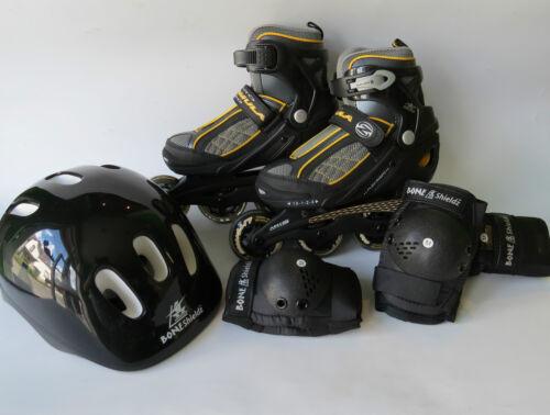 Pro 90 Formula Pack größenverstellbar Roller Derby Komplettset Boys