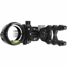 Apex Gear Accustrike black Pro 5 Bow Sight AG1515BK