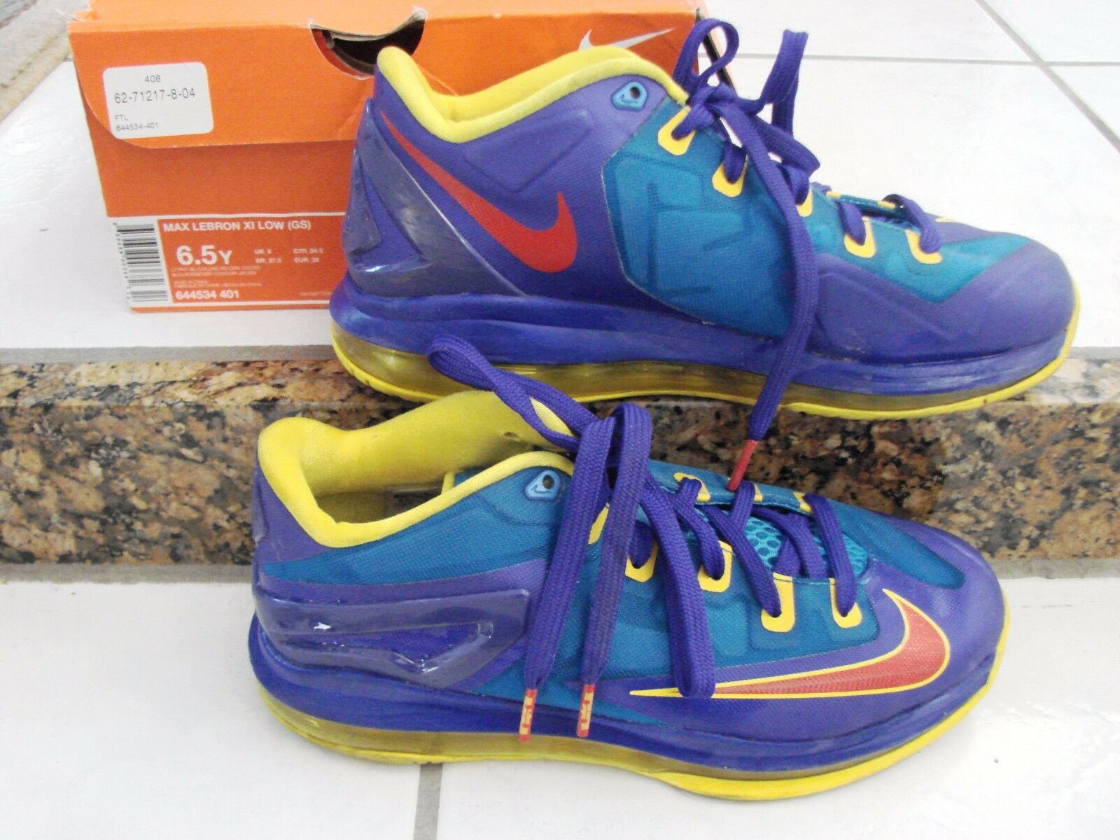 NIKE Max Lebron XI Low Price reduction  Comfortable Comfortable and good-looking