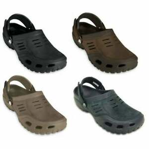 f3e1ae1e6 Image is loading Crocs-Yukon-Sport-Mens-Clogs-All-Sizes-in-