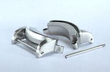 Silver brushed Finish adapter Citizen Ecozilla Autozilla Eco Zilla Fits BJ8050