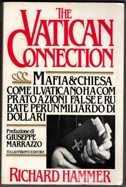 vatican connection hammer 9788879370448