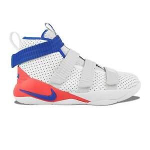 huge discount ff516 92018 Nike Lebron Soldier XI SFG (PS) Pre School Boys SNEAKERS Aj7576 101 ...