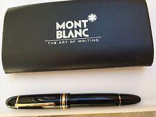 "Montblanc 1990's ""Diplomat"" Fountain Pen 149 NIB 4810 14K 585"