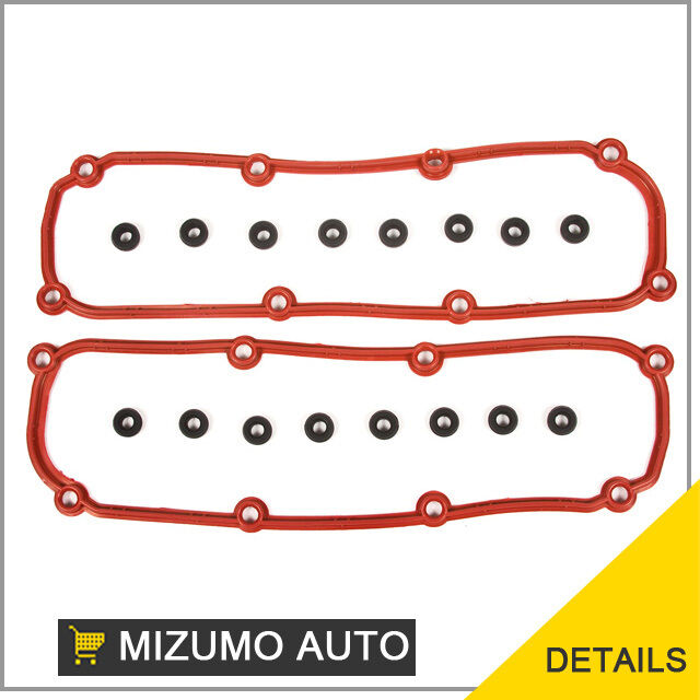 Valve Cover Gasket Fit 05-10 Chrysler Town & Country Dodge Caravan 3.8 OHV