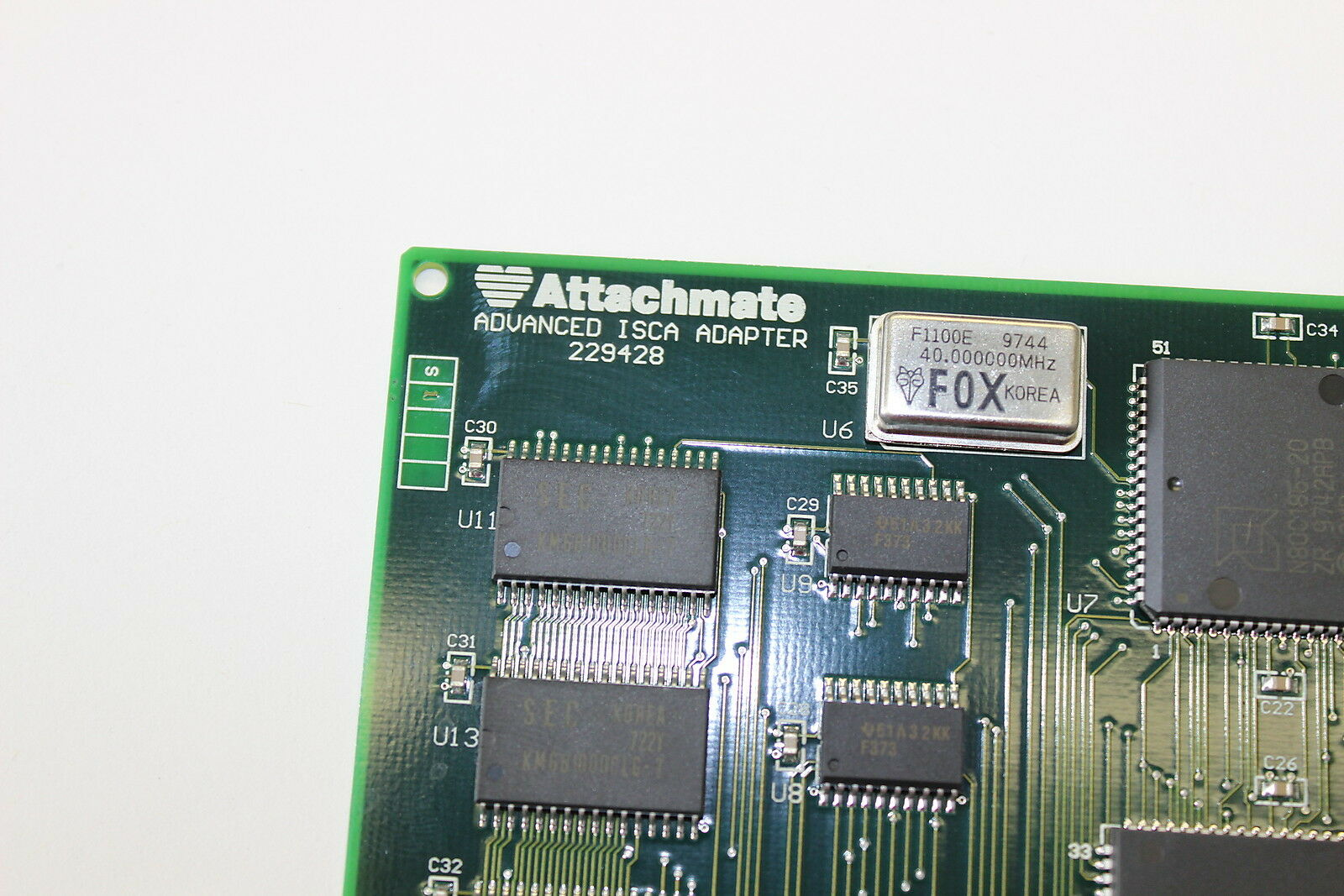 Attachmate 240879 Advanced ISCA//PCI Adapter With Warranty
