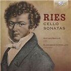 Ferdinand Ries - Ries: Cello Sonatas (2016)