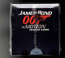 James Bond in Motion sealed Box