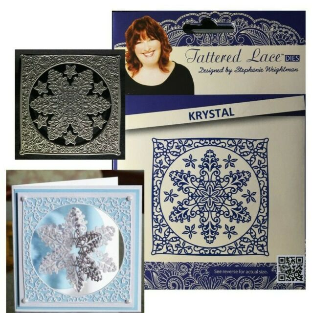 Back to Black frame Stephanie Weightman Tattered Lace