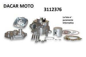 Thermal Unit MALOSSI Aluminium H2O Derbi GPR Nude 50 2T LC