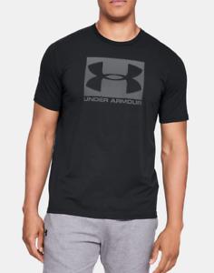 New With Tags Under Armour Men's Logo Tee Top Athletic Muscle Gym Shirt