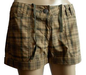 a7e347f35809fb Das Bild wird geladen Adidas-W-S-Check-Short-Damen-Outdoor-Kurze-Hose-