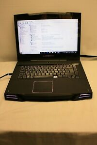 DELL-ALIENWARE-M15x-INTEL-i7-740QM-4GB-RAM-15-6-034-320GB-HDD-Laptop-PC-Da-Gioco