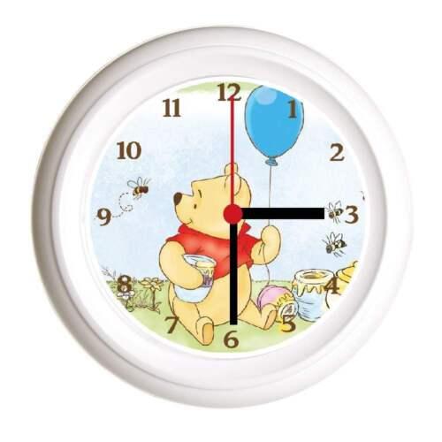 Winnie The Pooh Nursery Bundle Light Shade Clock Lamp FREE P/&P Canvas Art