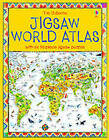 The Usborne Jigsaw World Atlas by Colin King (Paperback, 2003)