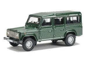 Oxford 76DEF001 00 PKW Land Rover Defender green