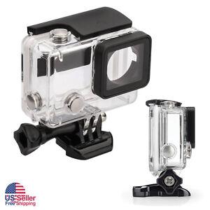 GoPro-Hero-3-3-Hero-4-Transparent-Waterproof-Housing-for-Diving-Under-Water