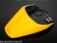 TYGA Honda MSX 125 GROM 2013 - 15 GRP Painted rear seat cover queen bee yellow