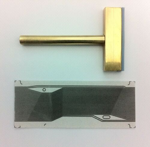 Mercedes Benz Vito ribbon cable for pixel repair of cluster