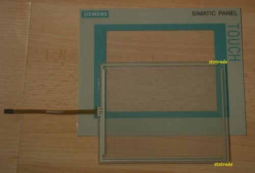 film New SIEMENS TP177 6AV6640-0CA11-0AX1 touch screen //glass TP 177micro