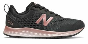 New Balance Kid's Fresh Foam Arishi Big Kids Female Shoes Grey with Black & Pink