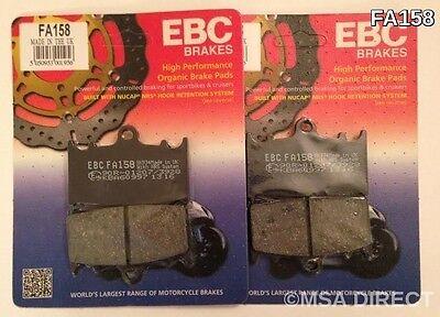 EBC Brakes FA158 Disc Brake Pad Set