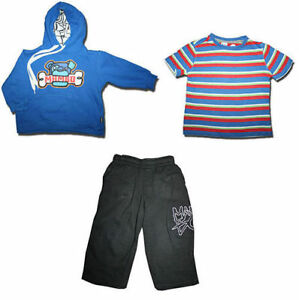 Value-Size-3-MIXED-LOT-of-T-Shirt-Hoody-amp-Tracksuit-Pants-from-H-amp-T-and-MAMBO
