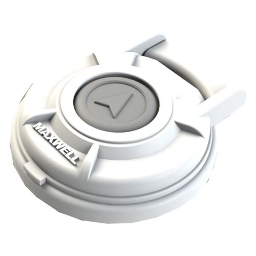 Maxwell Windlass Boat Marine Deck Foot Switch Covered Compact White Up or Down