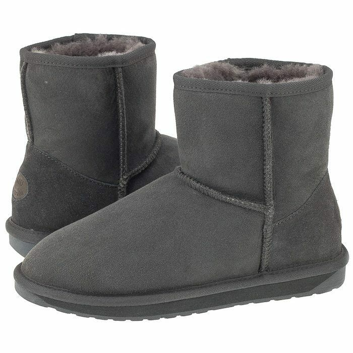 EMU Australia Stinger  Damens Stiefel 10 NEW Größe US 5 10 Stiefel 11 98b0c7