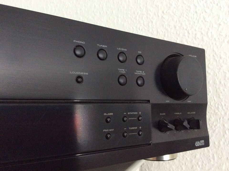 Receiver, Pioneer, SX-209 RDS