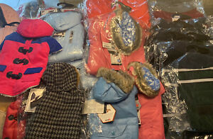 50-pieces-Wholesale-lot-Dog-coats-and-jackets-Zack-and-Zoey-and-other-brands
