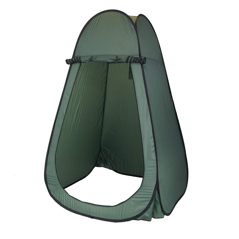 Tenda  Campeggio Pesca Caccia Spogliatoio Doccia WC Spiaggia Servizi Igienici  new style