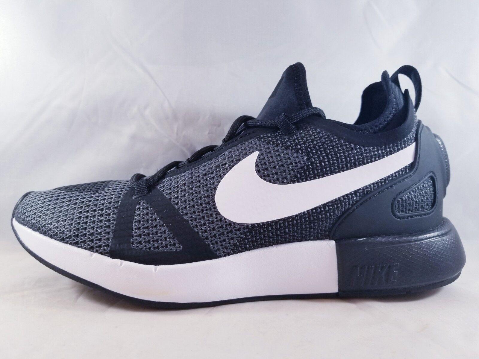 Nike doppia corsa racer uomini scarpe da corsa doppia 918228 010 dimensioni 11,5 4a3856