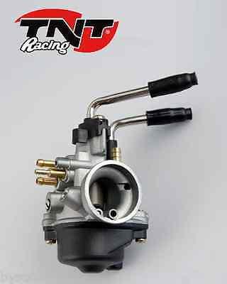 Carburateur MALOSSI 17.5 Carbu MBK Booster Spirit Nitro PHVA 17,5