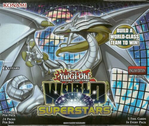 Ghostrick Angel of Mischief WSUP-EN035 Super Rare Yu-Gi-Oh Card 1st Edition