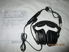 Lightspeed Sierra ANC ENC Civil Aviation Headset-Refurbished-Bluetooth