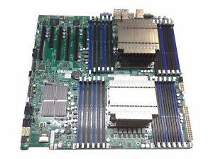 Supermicro-X9DRi-LN4F-v1-10-Motherboard-2x-E5-2620-LGA2011-8GB-DDR3-2U-Heatsink