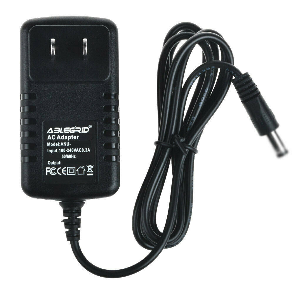 AC/DC Adapter Charger For Streamlight Waypoint Pistol Grip Spotlight 44910 44911