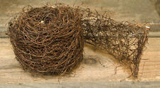 FLAT ~ Angelvine Grapevine Garland Angel Vine 18ft Natural Fiber Craft Supplies