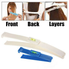 DIY Hair Bangs Fringe Cut Comb Clip Home Salon Portable Trimmer