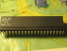 MB88401-241K  HIGH-SPEED CMOS SINGLE CHIP 4-BIT MICROCOMPUTER AKAI Fujitsu 1pcs