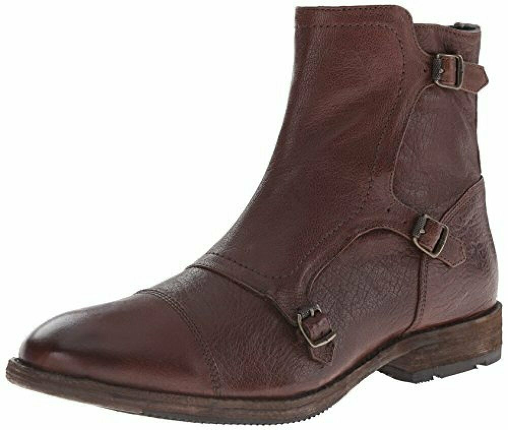 FRYE Men's Ethan Triple Monk Boot