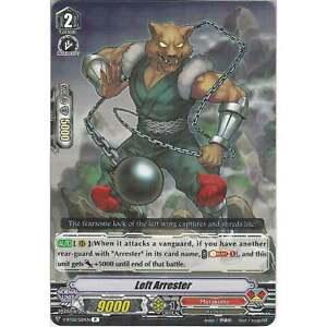 V-BT02//029EN R Rare Card Strongest Team AL4 Cardfight Vanguard Left Arrester