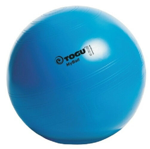 Grevinga® BASIC - TOGU My Ball - Gymnastikball incl. Übungsposter 106075-