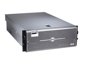 Dell-PowerEdge-R900-4-X-Six-Core-Intel-XEON-2-66Ghz-128GBRam-5-X450GB-SAS-15K