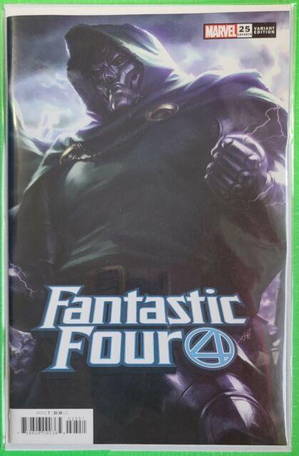 Fantastic Four Vol.6 #25 Doctor Doom Variant Stanley Lau Cover