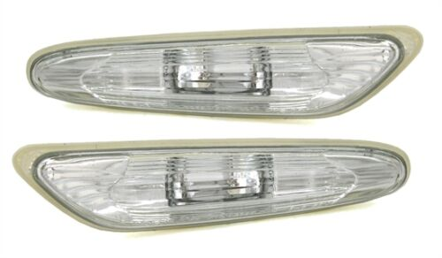 2 CLIGNOTANTS LATERAUX CHROME BMW SERIE 3 BERLINE E90 320 d xDrive 01//2005-12//20