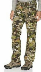 Under Armour Men/'s Field Ops Pants UA 1313212-940 Forest Camo Size 34//30